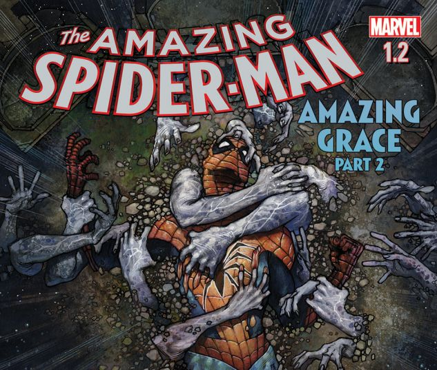 cover from Amazing Spider-Man (2015) #1.2