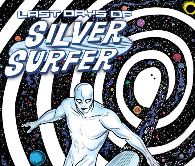 cover from Silver Surfer (2014) #14