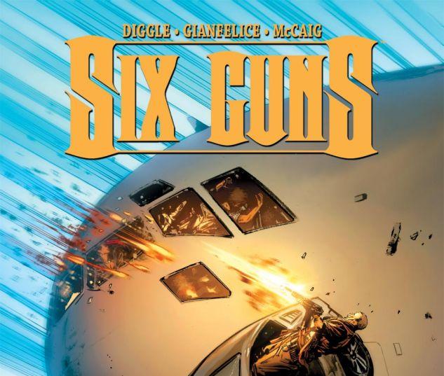 SIX GUNS (2011) #3