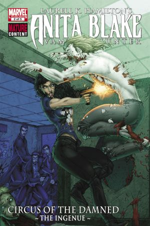 Anita Blake: Circus of the Damned The Ingenue (2010) #2