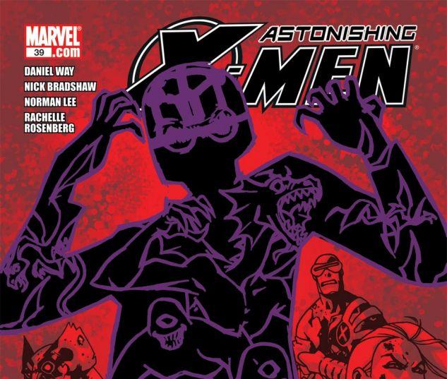 ASTONISHING X-MEN (2004) #39 Cover