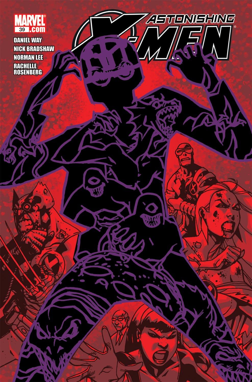 Astonishing X-Men (2004) #39