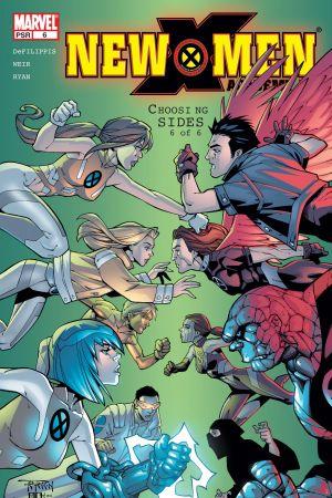 New X-Men #6