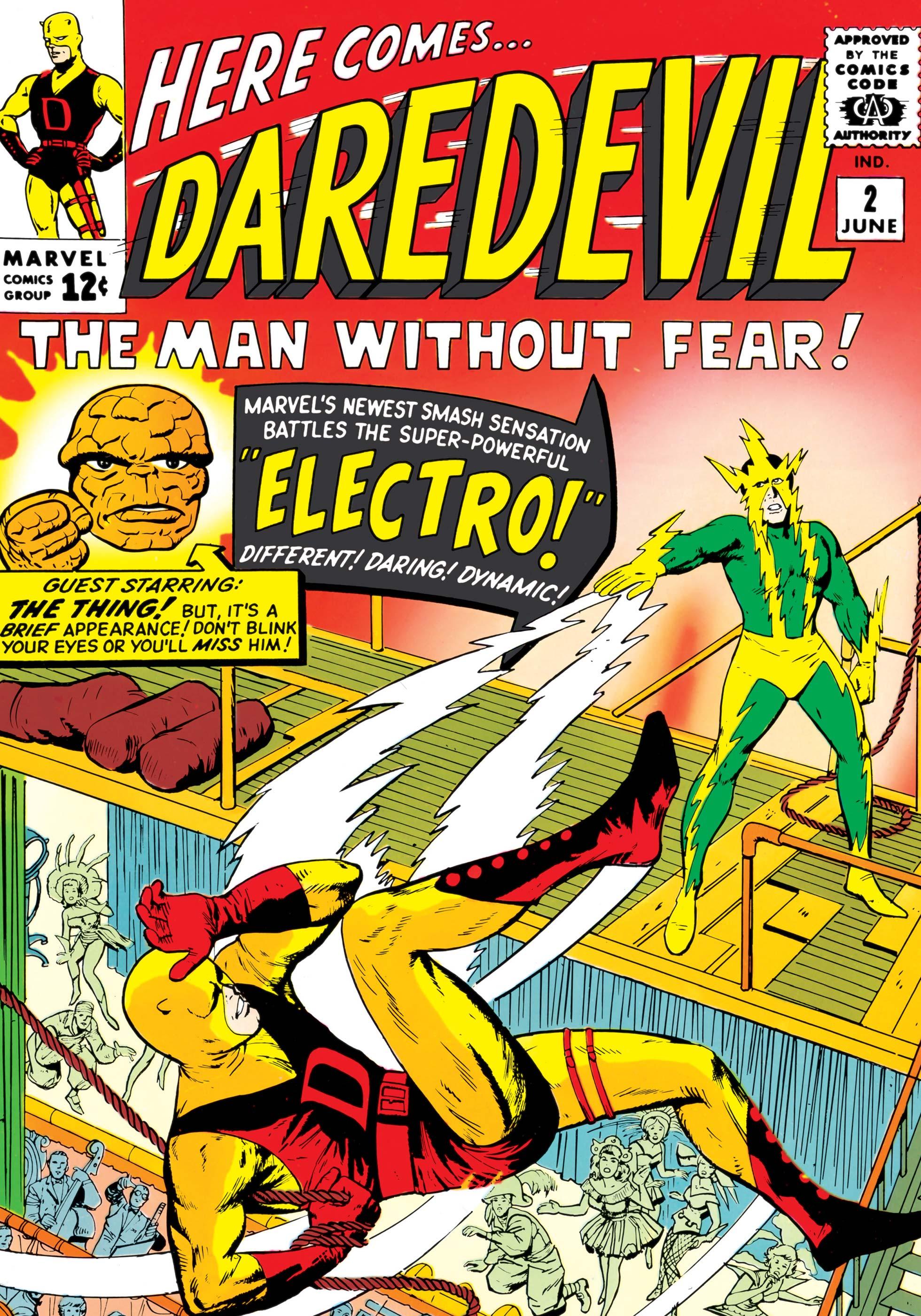 Daredevil (1964) #2