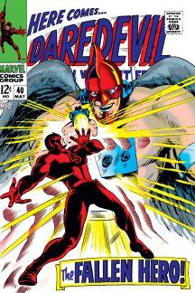 Daredevil (1964) #40