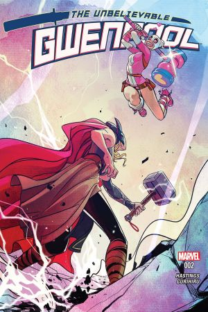 The Unbelievable Gwenpool (2016) #2