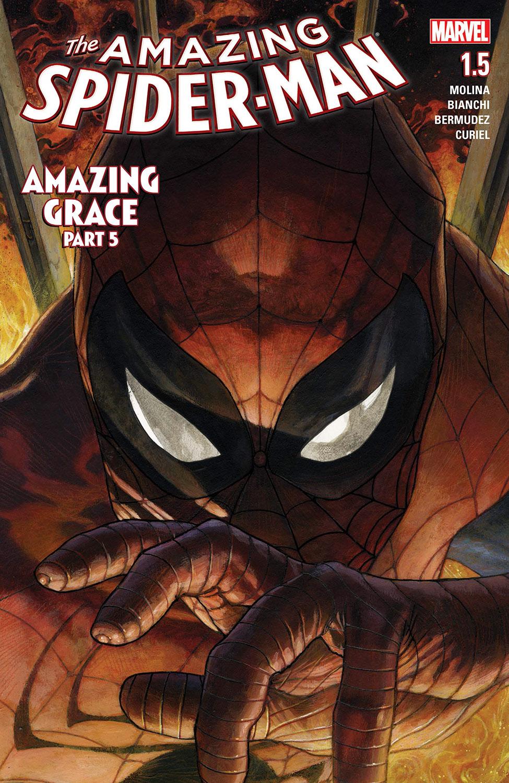 The Amazing Spider-Man (2015) #1.5