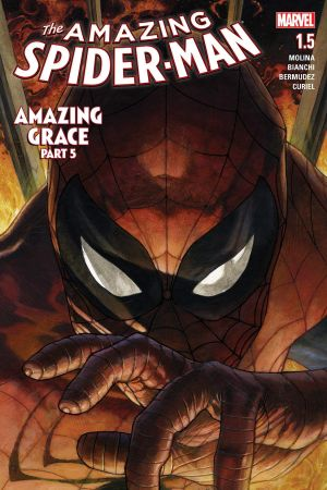 The Amazing Spider-Man #1.5