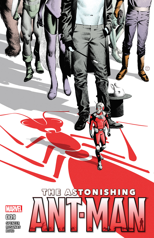 The Astonishing Ant-Man (2015) #9