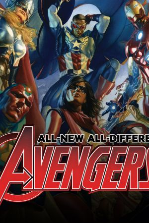 All-New, All-Different Avengers (2015 - 2016)