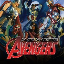 All-New, All-Different Avengers (2015 - Present)