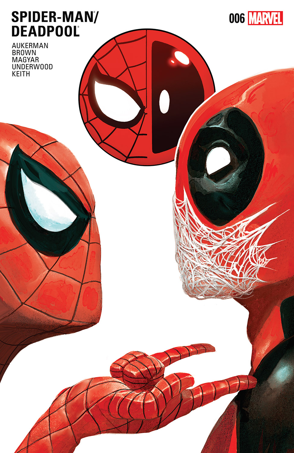 Spider-Man/Deadpool (2016) #6