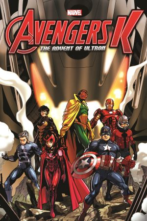Avengers K Book 2: The Advent of Ultron (Trade Paperback)