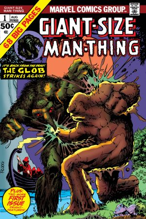 Giant-Size Man-Thing #1
