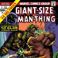 Giant-Size Man-Thing (1974 - 1975)