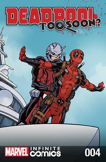 Deadpool: Too Soon? Infinite Comic (2016) #4