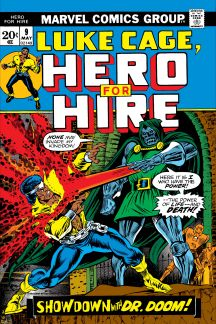Luke Cage, Hero for Hire (1972) #9
