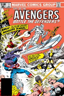 Avengers Annual (1967) #11