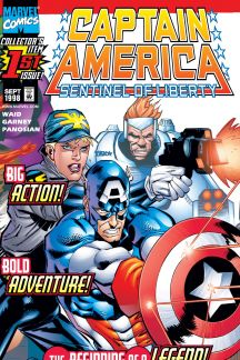 Captain America: Sentinel of Liberty (1998) #1