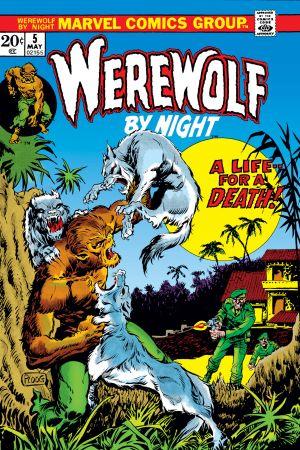 Werewolf By Night (1972) #5