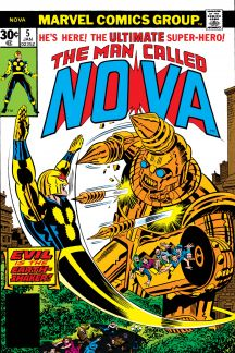 Nova (1976) #5