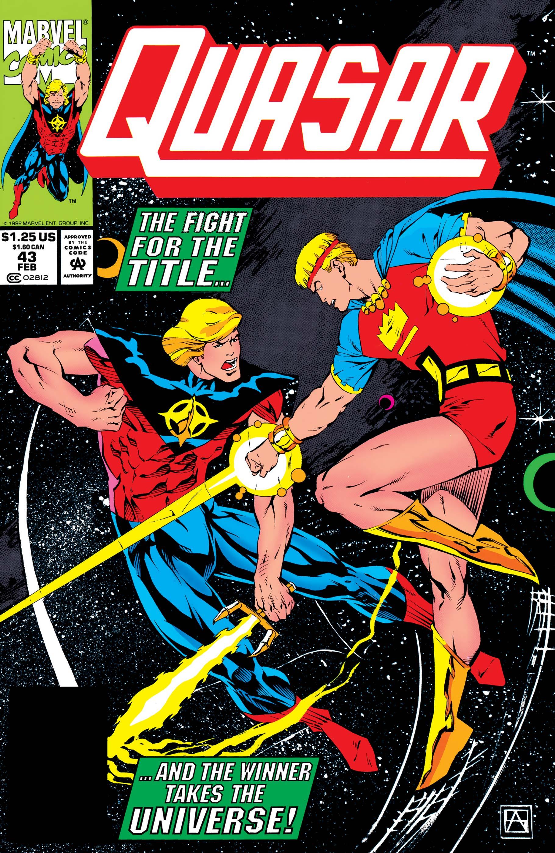Quasar (1989) #43