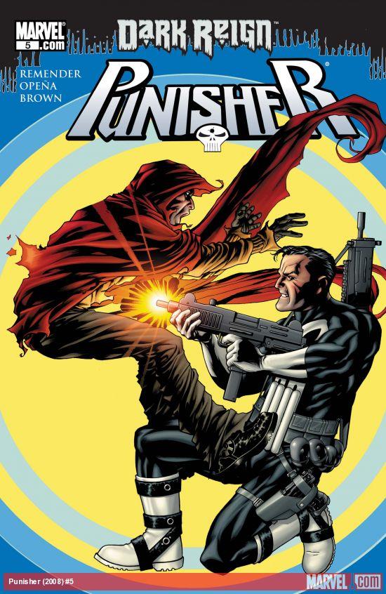 Punisher (2008) #5