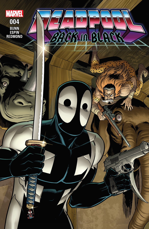Deadpool: Back in Black (2016) #4