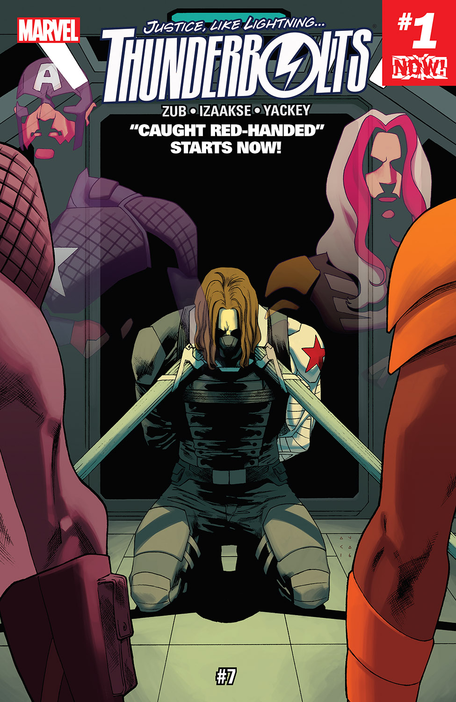 Thunderbolts (2016) #7