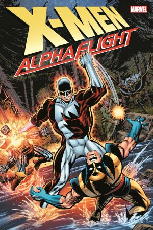 X-Men/Alpha Flight (Trade Paperback)