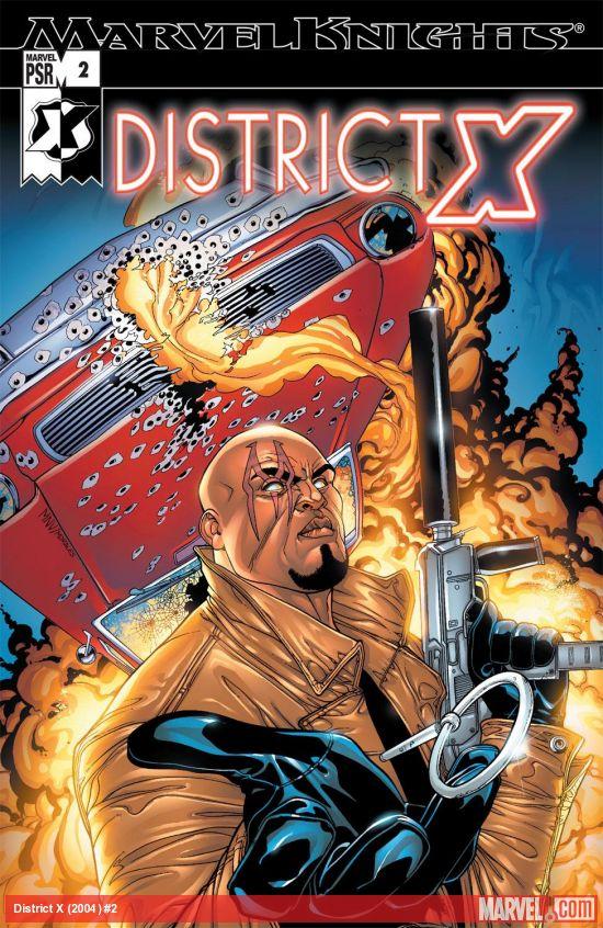 District X (2004) #2