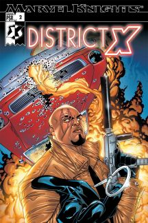 District X #2