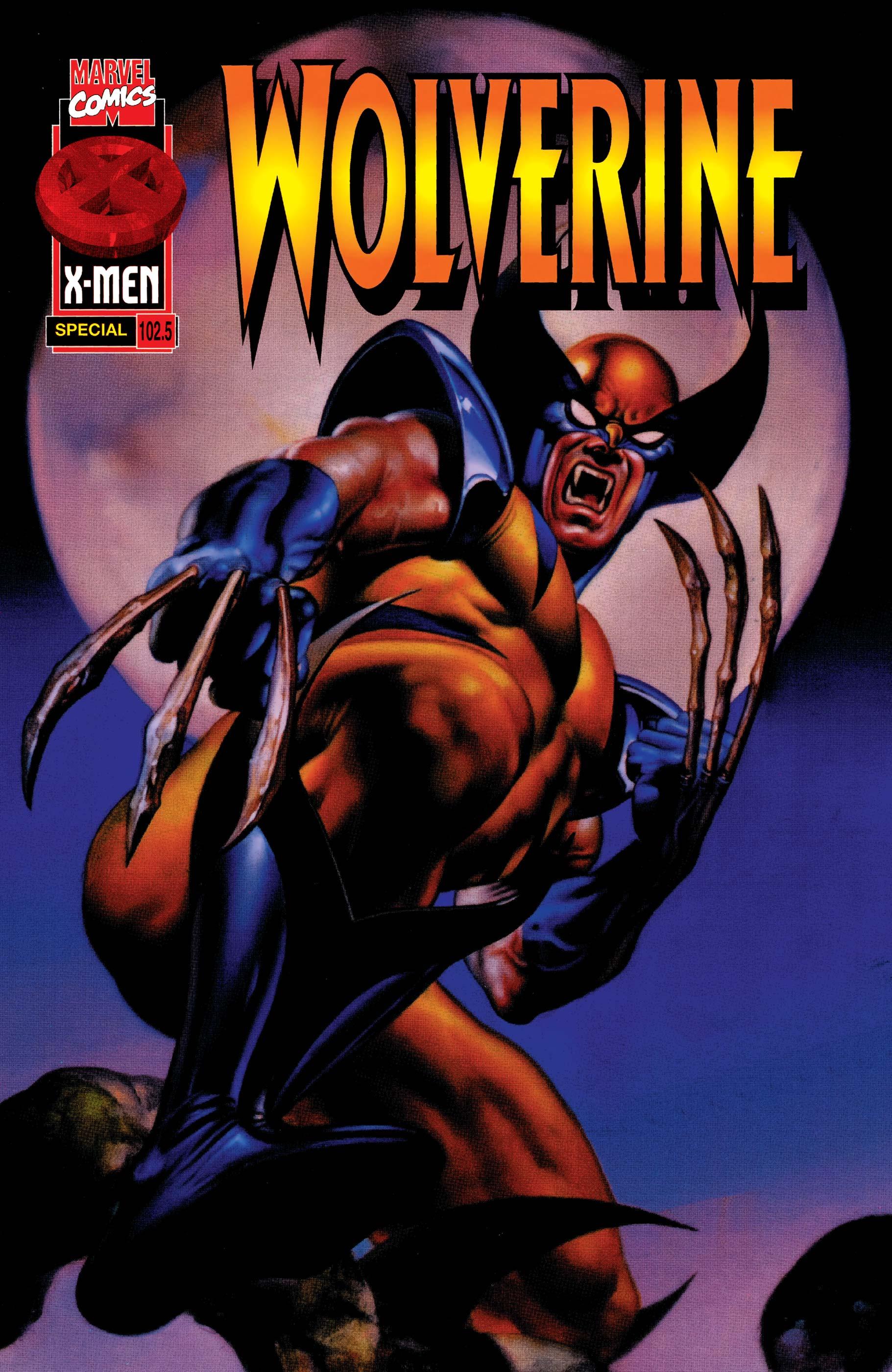 Wolverine (1988) #102.5