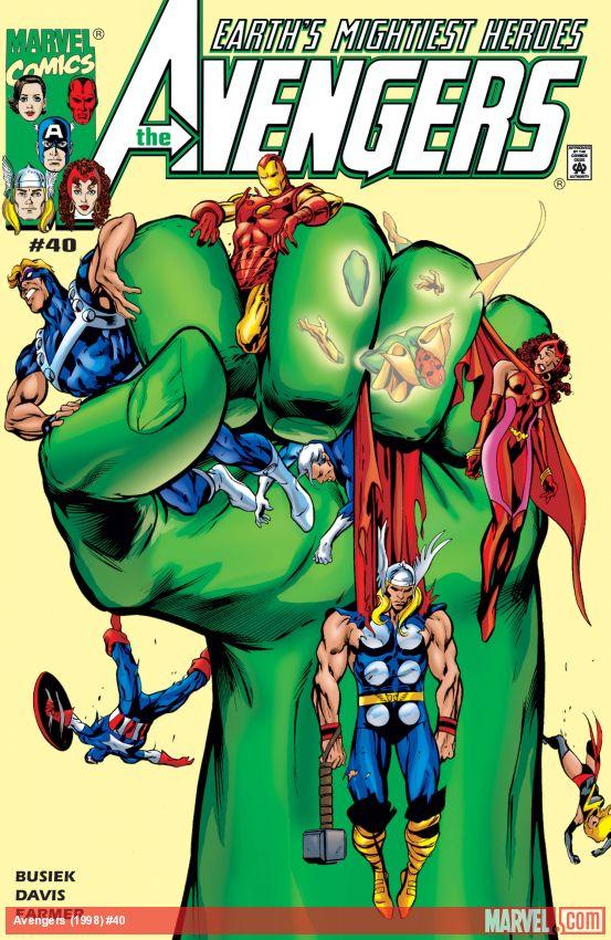 Avengers (1998) #40