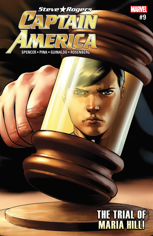 Captain America: Steve Rogers (2016) #9