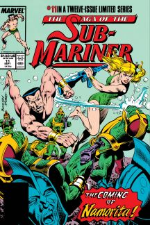 Saga of the Sub-Mariner #11