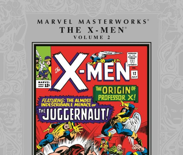 MARVEL MASTERWORKS: THE X-MEN VOL. 2 0 cover