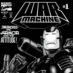War Machine (1994 - 1996)