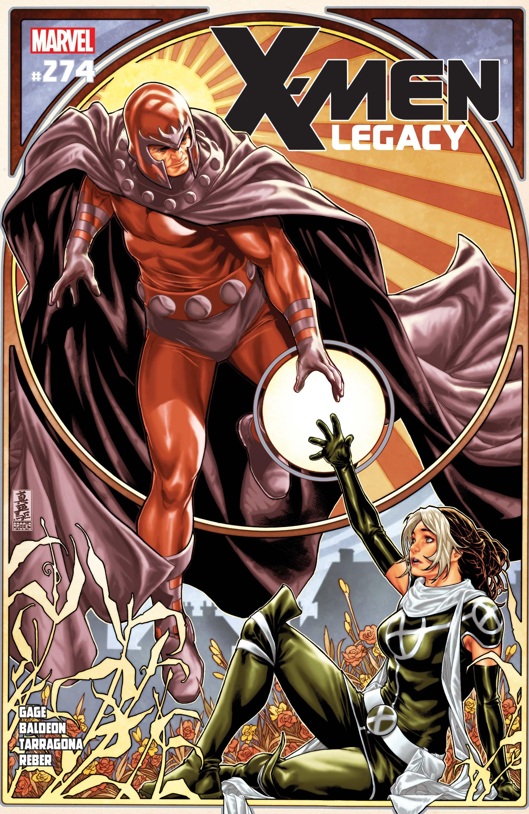 X-Men Legacy (2008) #274