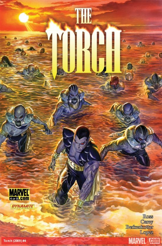 The Torch (2009) #4