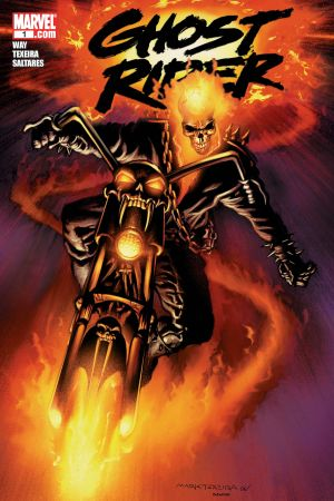 Ghost Rider (2006) #1