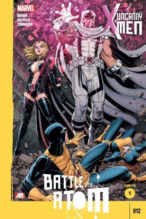 Uncanny X-Men #12