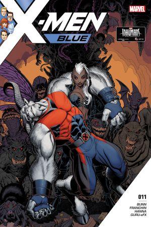 X-Men: Blue #11