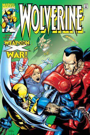 Wolverine #143