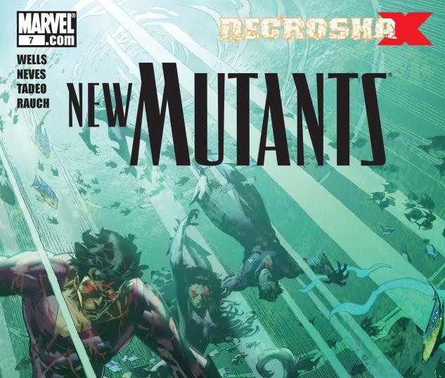 New Mutants (2009) #7