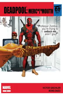 Deadpool: Merc with a Mouth #9