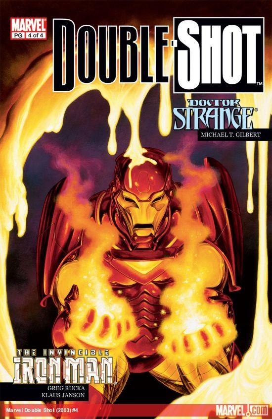 Marvel Double-Shot (2003) #4