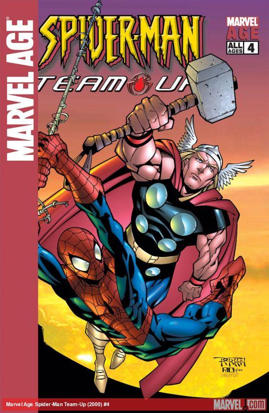 Marvel Age Spider-Man Team-Up (2000) #4