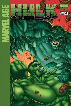 Marvel Age Hulk #4