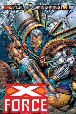 X-Force (1991) #50